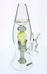 Lava Lamp Water Pipe with Ice Catcher