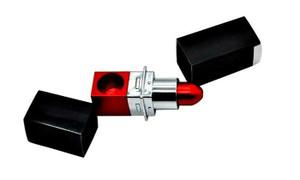 Magic Lipstick Tobacco Smoking Metal Hand Pipe Pocket Size