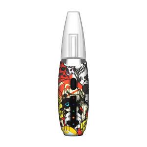Leaf Buddi Wuukah Nano 1200mah Electric Dab Rig Vaporizer - Graffic