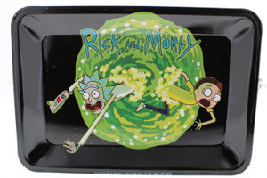 """R and M 5"""" x 7"""" Rolling Tray: Portal"""