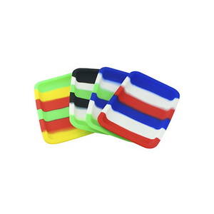 Silicone Custom Rolling Tray assorted colors