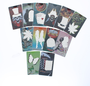 Sharp Card Grinders Varying Designs