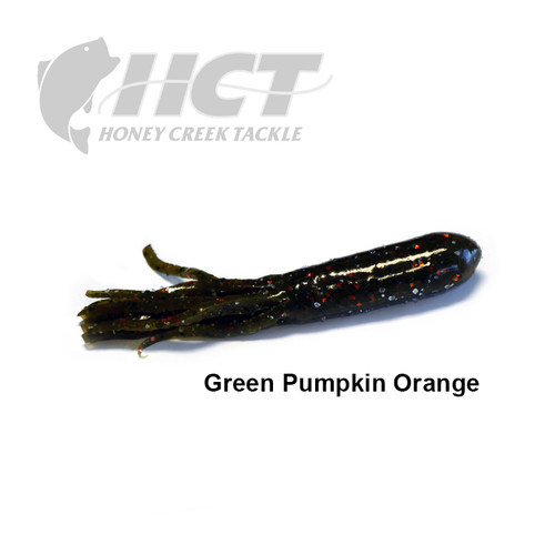 Green Pumpkin Orange