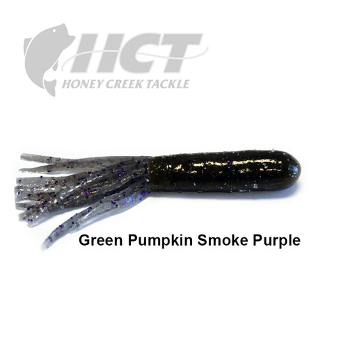 Green Pumpkin Smoke Purple