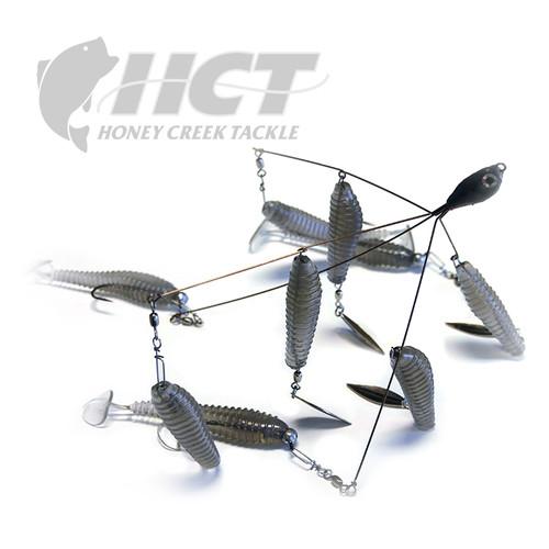 Honey Creek Tackle Umbrella Rig Kit (Full View)