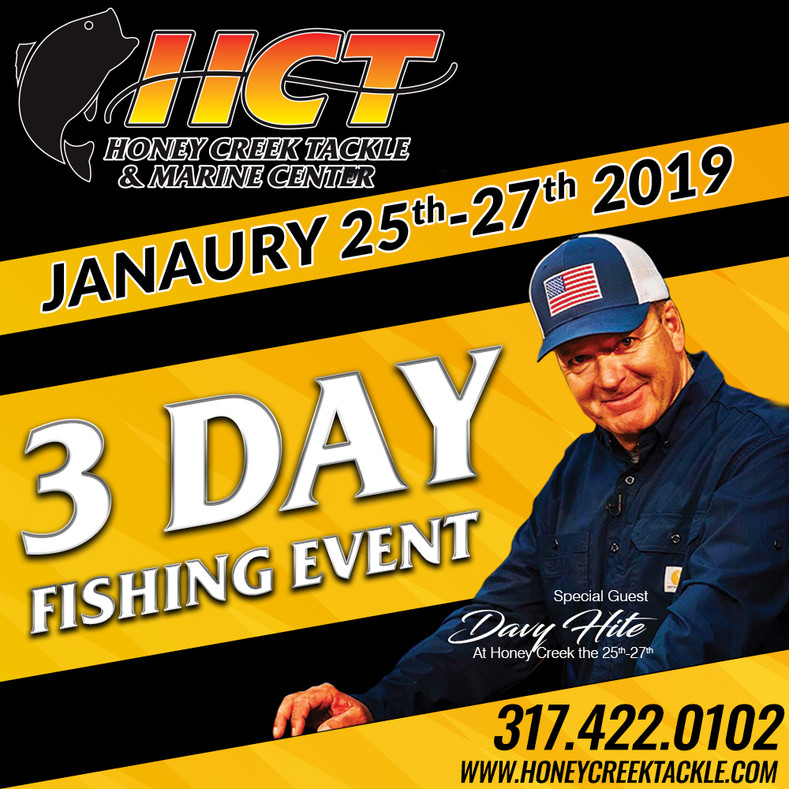 2019 HCT 3 Day Fishing Event