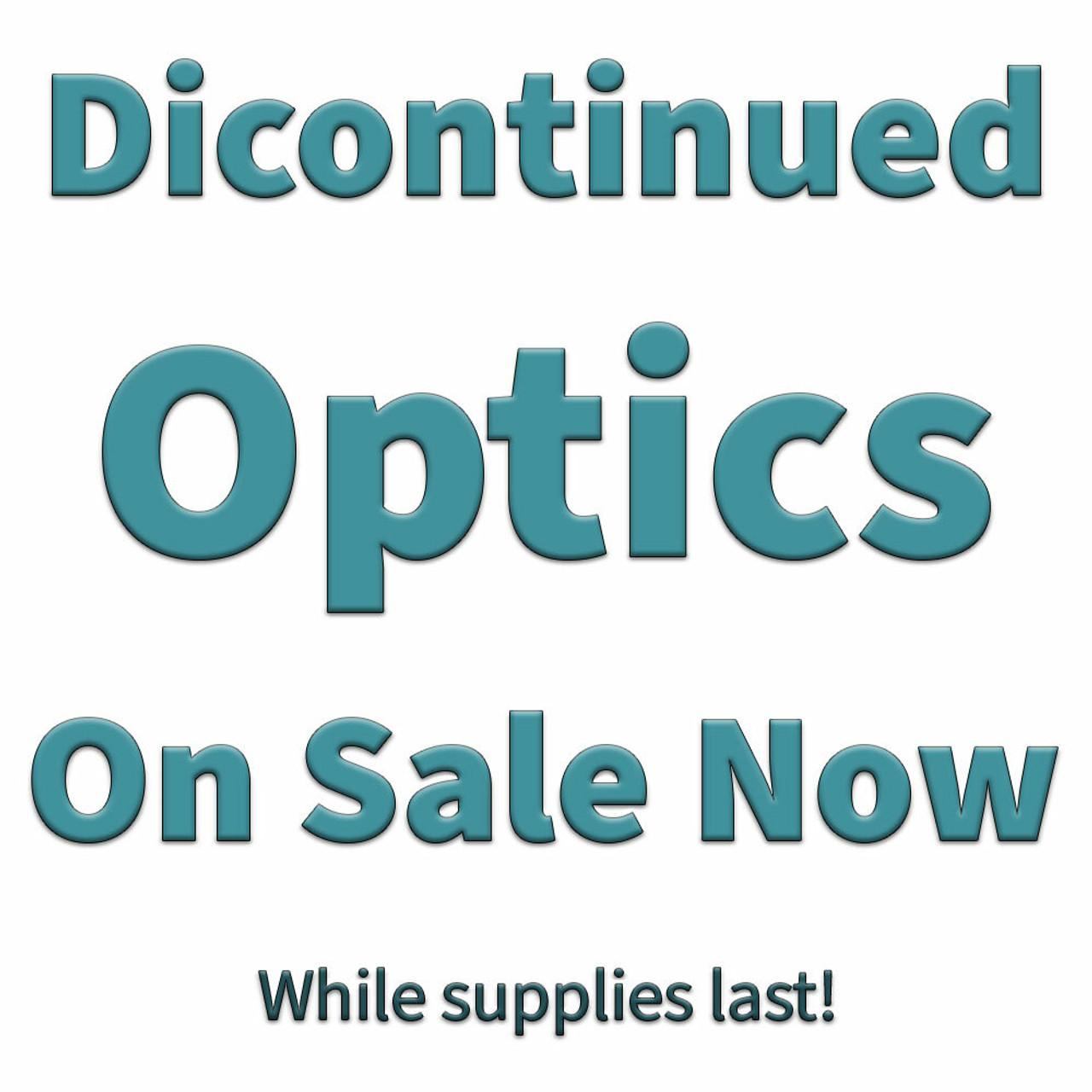 Discontinued Optics