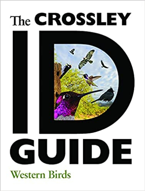 Richard Crossley Western Bird ID field guide book