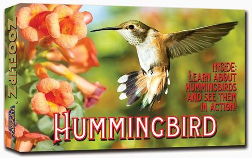 Flipworkz Flipshop Hummingbird flipbook