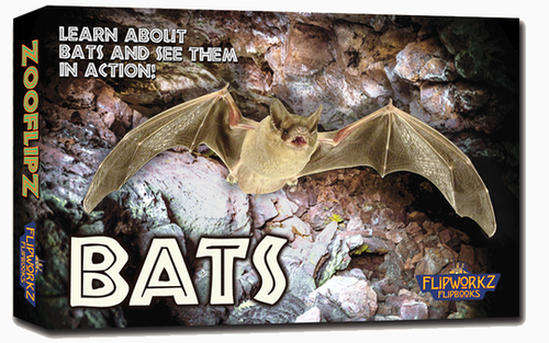 Bat flipbook