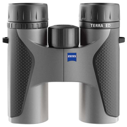 Zeiss Terra ED 8x32 grey front view