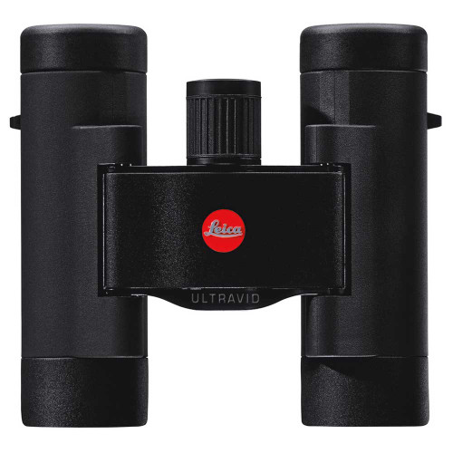 Leica Ultravid 8x20 front view