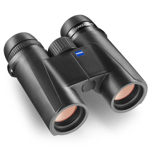 Zeiss Conquest HD 10x32 objective lens angled view