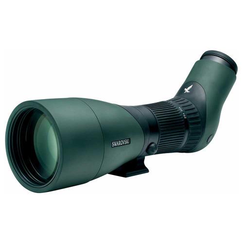 Swarovski ATX 85mm Objective Module Objective lens with ATX Module Eyepiece angled view
