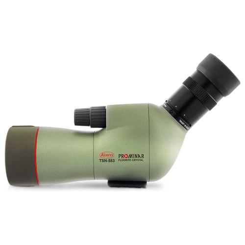 Kowa Prominar 55mm w/15-45x side view