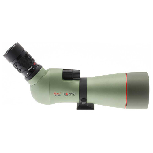 Kowa Prominar 88mm w/25-60x side view