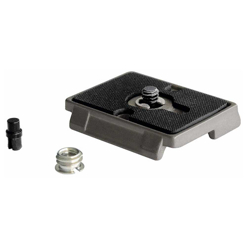 Manfrotto 200PL-14 Mounting Plate with screw and anchor pin