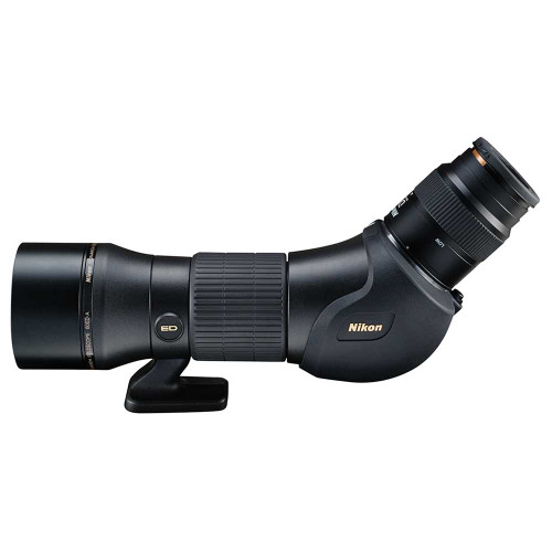 Nikon Monarch Fieldscope 60mm w/16-48x side view