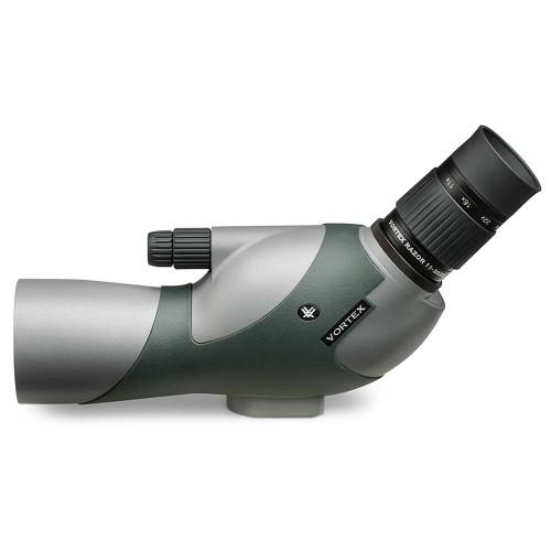 Vortex Razor HD 50mm w/11-33x  side view