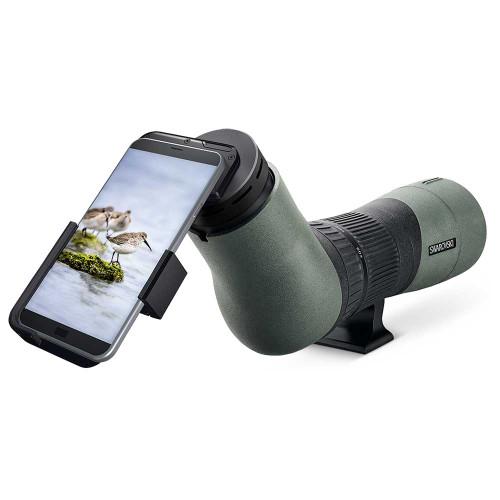 VPA phone adapter on spotting scope