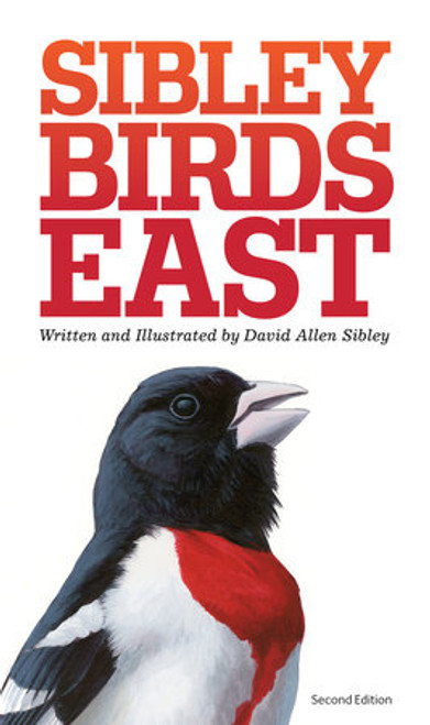 Sibley's Birds of Eastern North America field guide