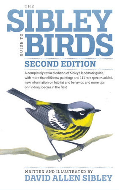 Sibley's Guide to Birds North America field guide