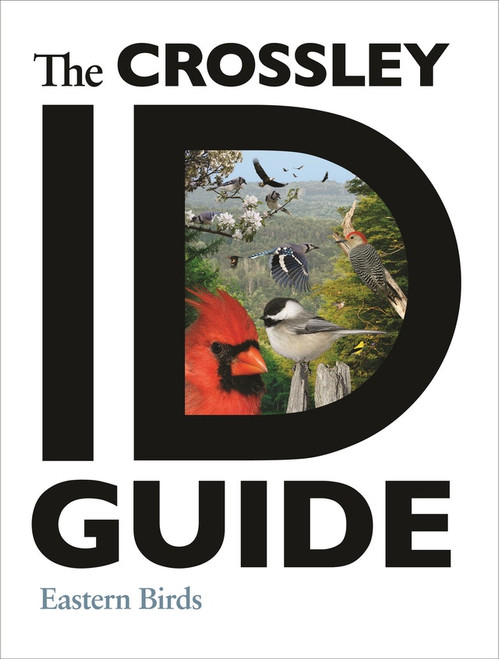 Richard Crossley Eastern Bird ID field guide book