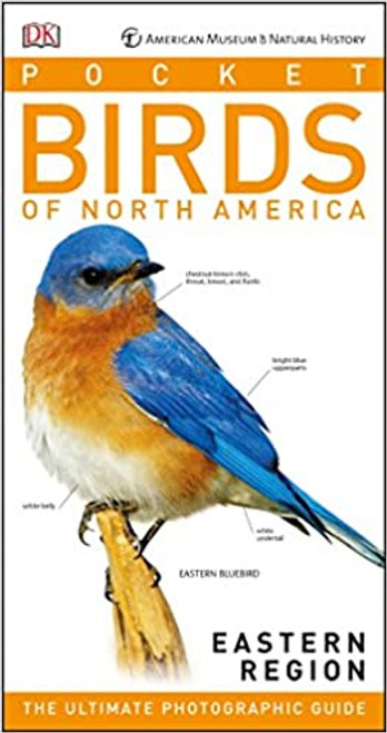 Pocket Birds of North America, Eastern Region: The Ultimate Photographic Guide