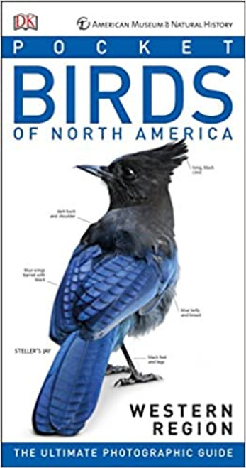 Pocket Birds of North America, Western Region: The Ultimate Photographic Guide