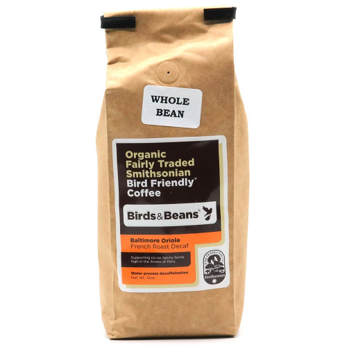 Birds & Beans Baltimore Oriole Coffee