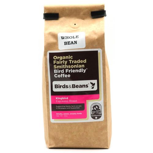 Birds & Beans Kingbird Espresso Coffee