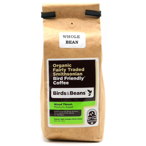 Birds & Beans Wood Thrush Coffee