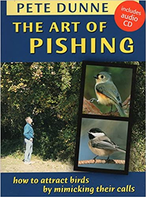 The Art of Pishing: How to Attract Birds by Mimicking Their Calls