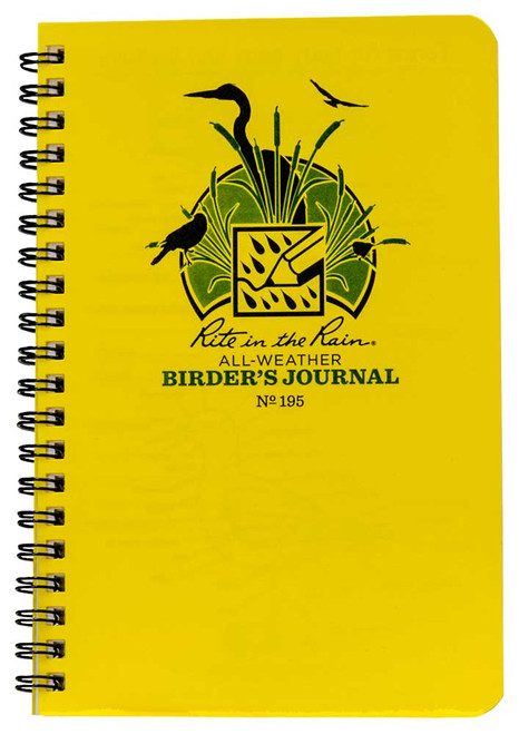 Rite in the Rain Birders Journal, No. 195