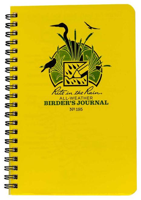 Rite in the Rain Birders Journal, No. 195