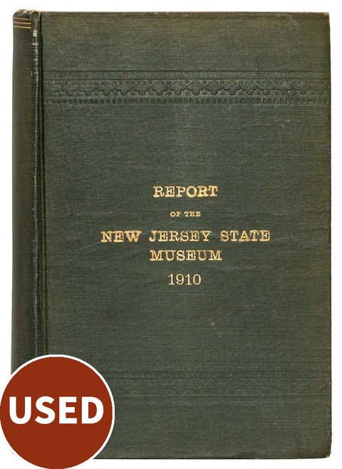 Report of the New Jersey State Museum - Plants - 1910, used books