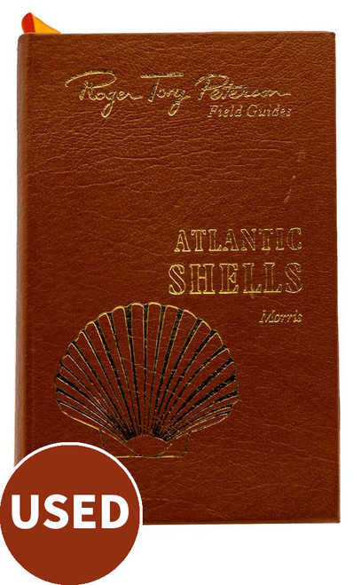 Peterson's Field Guide - Shells of the Atlantic & Gulf Coasts & West Indies, front cover