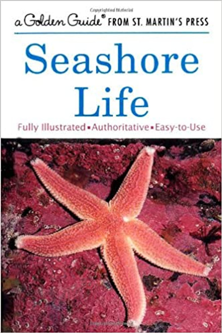 A Golden Guide: Seashore Life