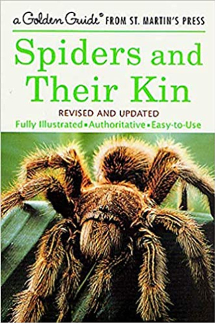 A Golden Guide: Spiders and Their Kin