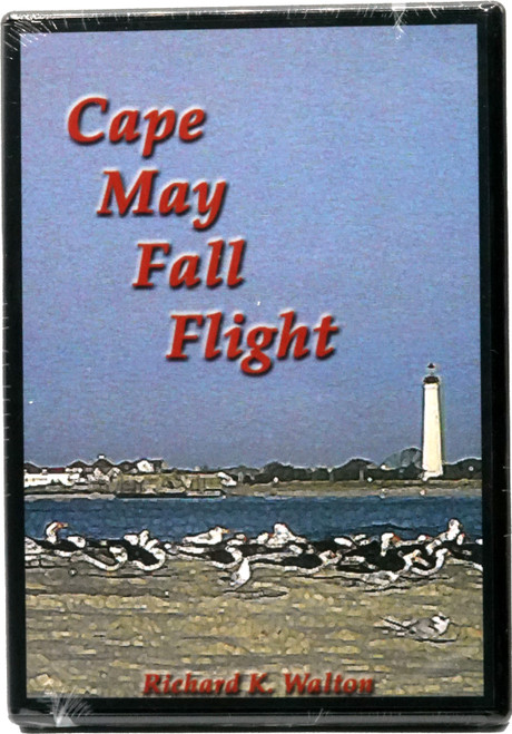 Cape May Fall Flight DVD, front