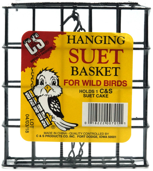 C&S Hanging Suet Basket