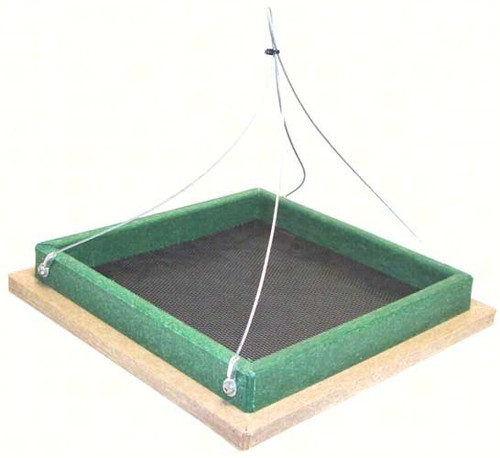 Songbird Essentials- Small Hanging Platform Feeder