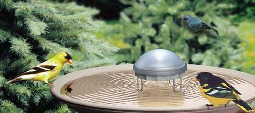 Solar Water Wiggler