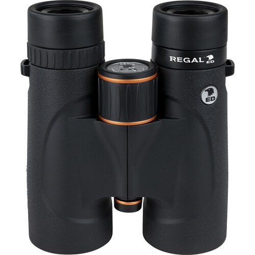 Celestron Regal ED 10x42  front view