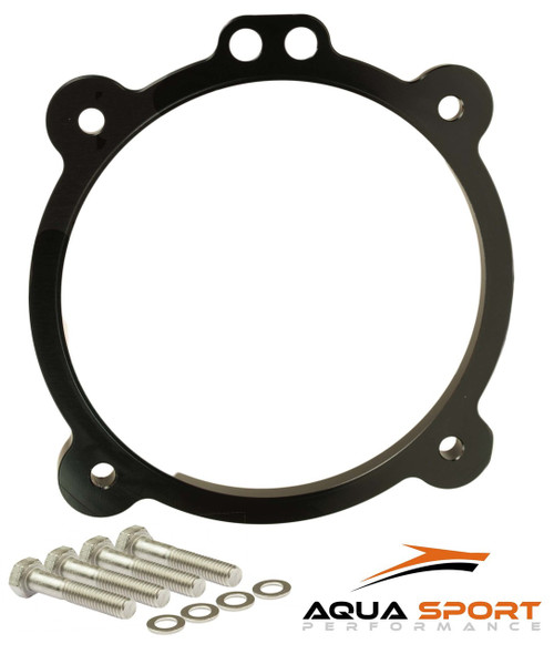 3 DEGREE SEA-DOO BOMBARDIER BILLET PUMP WEDGE KIT
