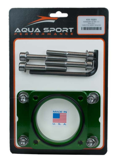 Kawasaki Ultra 310 2014-2017 Billet Throttle Body Spacer