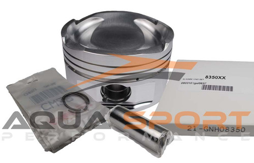 Kawasaki Ultra 260X 260LX 2009-2010 Forged Piston Set 83.5mm 9.5:1 HiCompression