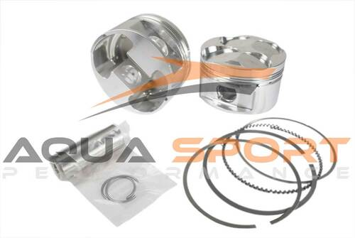 86mm 8.6:1 Factory Spec Yamaha Waverunner 1812cc HO SHO SVHO Standard JE Forged Piston Set