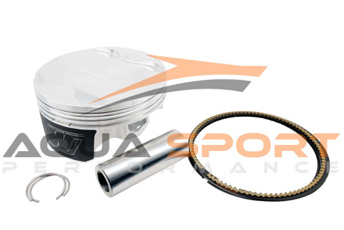 Sea-Doo personal watercraft custom flat top forged pistons 101mm bore 10.5:1 compression ratio
