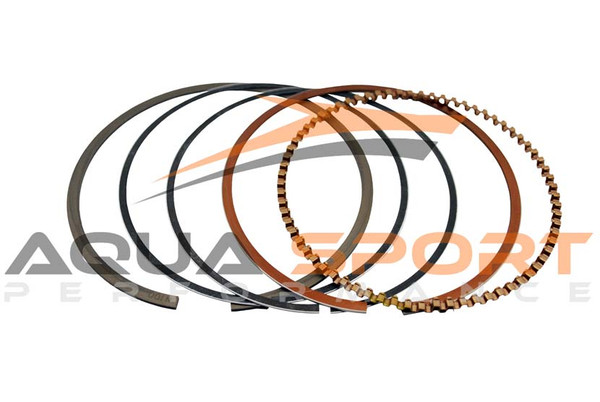 87.00mm Piston Ring Set for Yamaha personal watercraft/jet ski with 87mm Wiseco pistons